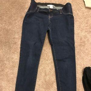 🌸Liz Lange maternity jegging/skinny jean